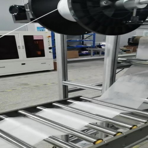 Mask Production Machine For COVID19