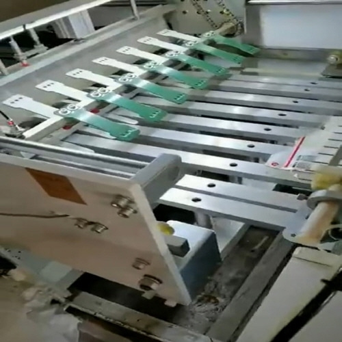 Biodegradable resin shopping bag production machine│생분해수지 쇼핑백 생산기계
