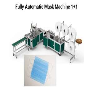 Fully Automatic Mask Machine 1+1